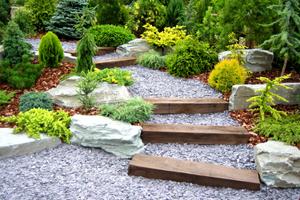 Designer Landscape Patio